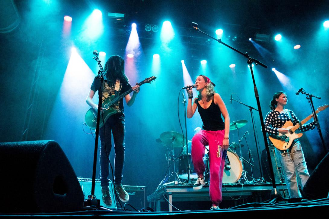Muziek kamp Amsterdam zomervakantie