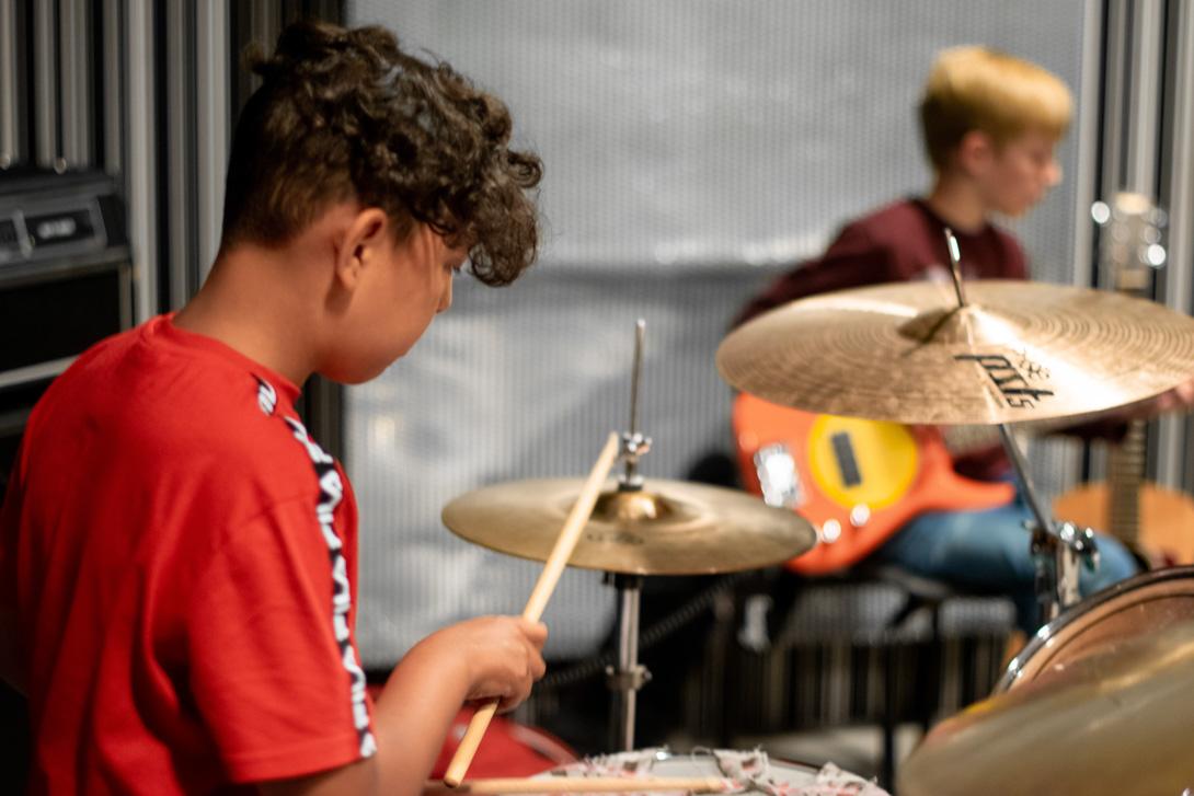 DSOPM Drumles