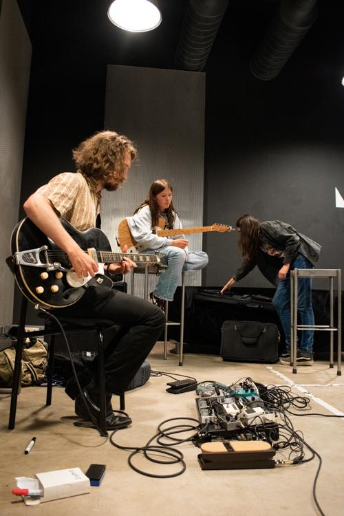 Muziekschool in Amsterdam