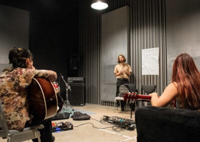 Groepsles gitaar Amsterdam