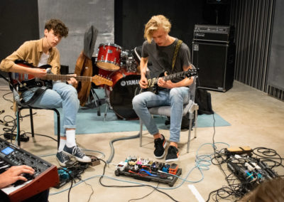 Vooropleiding muziekopleiding Amsterdam