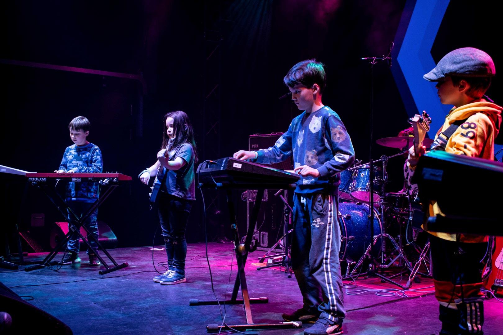 DSOPM Optreden Uitvoeringen Bandklas Junior Livestream