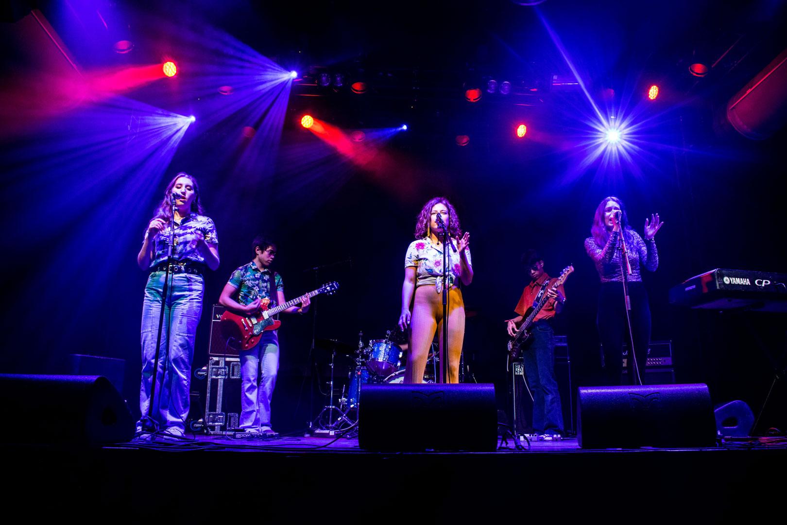 DSOPM Optreden Uitvoeringen Vooropleiding Traject Advanced Bandklas Songwriting Livestream