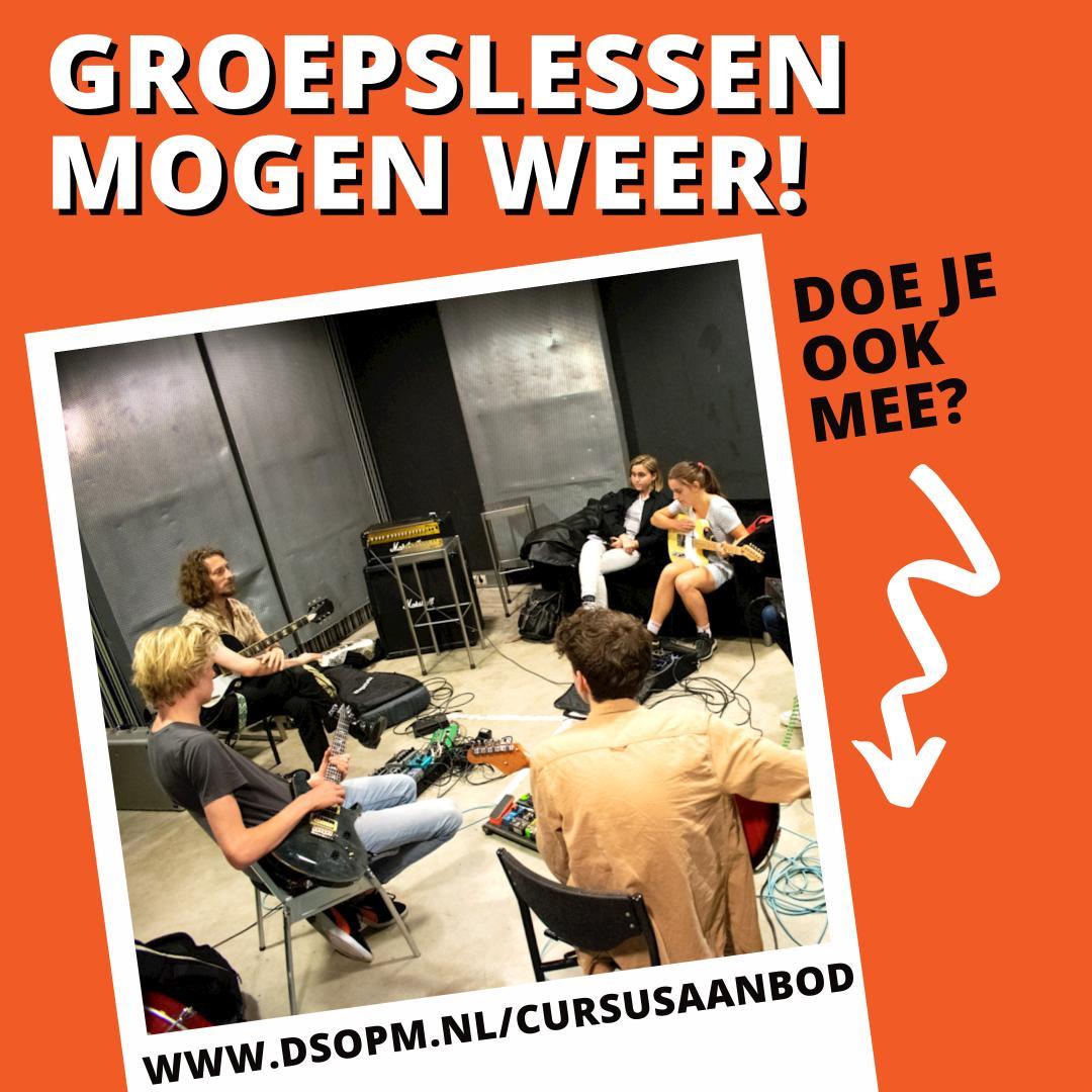 Bandcoaching Amsterdam