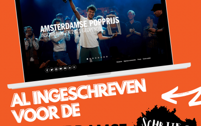 GRAP Amsterdamse popprijs!