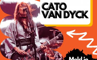 SUMMERCAMP MASTERCLASS: CATO VAN DYCK